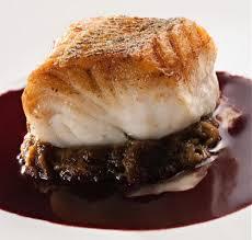cuisiner le sandre sandre rôti à la fondue d échalotes sauce au vin recette de