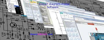 circuit diagram maker software