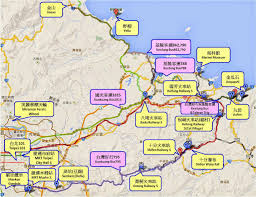 Taipei Subway Map by Transportation Of Yehliu Pingxi Shifen U0026 Jiufen Travel Taiwan