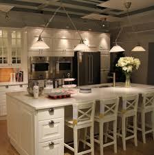 tile countertops kitchen island stools with backs lighting