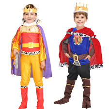 Halloween King Costume Cheap Kids Halloween Costumes King Prince Aliexpress