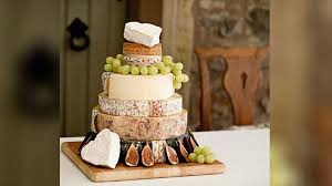 wedding cake made of cheese can get wedding cakes made out of cheese where they been