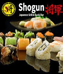 shogun japanese cuisine shogun best coupons magazine