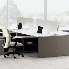 Office Desk Privacy Screen Accents National Office Furniture