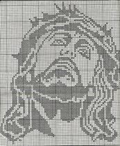 imagenes religiosas a crochet pin by светлана on вышивка крестом pinterest filet crochet and