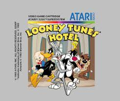 looney tunes looney tunes hotel 1983 atari rom u003c 5200 roms emuparadise