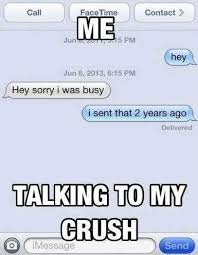 Funny Crush Memes - she ain t even my crush anymore that escalated slowly funny
