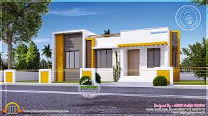 flat home design cute flat roof which is a single floor home kerala home design