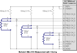 rtd lifier circuit measuring rtds connecting rtd to analog to