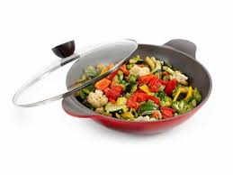 cuisiner wok neoflam wok review giveaway steamy kitchen recipes