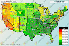 map us gas prices epa report on boutique fuels econbrowser