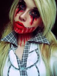 Halloween Makeup For Girls Scary Halloween Makeup
