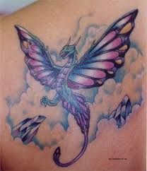 40 fantasy dragon tattoos designs images ideas