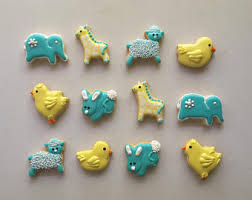 rabbit cookies rabbit cookies etsy