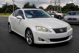 lexus white color name 2009 white lexus is 250 trust auto used cars maryville tn