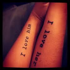 best 25 couples matching tattoos ideas on pinterest couple
