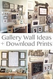 amazing photo wall gallery ideas pinterest best tv gallery walls