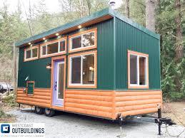 the skookum tiny house 365 sq ft