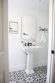 bathroom design marvelous black and white bathroom flooring