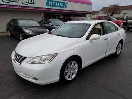 white lexus toledo white lexus es in ohio for sale used cars on buysellsearch
