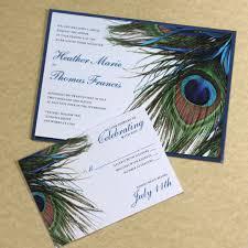 peacock invitations 25 peacock wedding invitation templates free sle exle