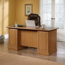 Sauder Executive Office Desks Sauder Orchard Executive Desk Walmart