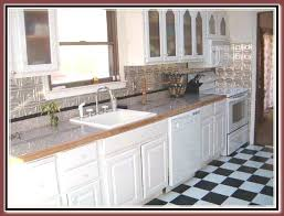 Kitchen Tin Backsplash Excellent Tin Backsplash For Kitchen With Tin Ceiling Tiles
