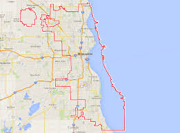 Map Of Wisconsin Cities How Does Chicago Size Up To Other Cities