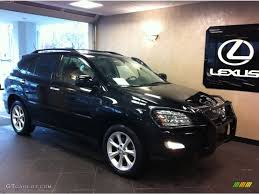 lexus rx black 2008 black onyx lexus rx 350 awd 60181882 gtcarlot com car