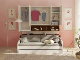 Wall Bed Sofa Multimo Compact Sofa And Cabinets Wall Twin Murphy Bed Wayfair