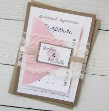 pocket wedding invitation kits saving your money with wedding invitations kits tomichbros