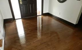 no sanding no mess non toxic wood floor refinishing hometalk