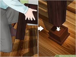 how to raise a bed 3 ways to raise your bed wikihow