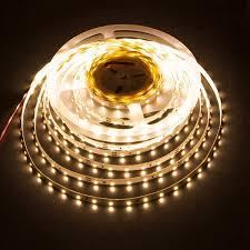 under cabinet tape lighting ledmy 5m led strip light warm white 2400k flexible led lights 24v
