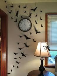 Decorations For Halloween The 25 Best Paper Bat Ideas On Pinterest Halloween Paper Crafts