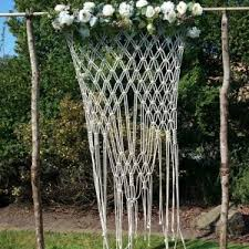 wedding arches hire marcame wedding arch hire macrame wedding backdrop with flowers