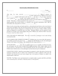 Real Estate Promissory Note Template by 10 Best Images Of Copy Of Promissory Note Form Blank Printable