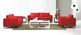 Top Grain Leather Living Room Set by Living Room Luxury Red Black And White Living Room Set Red Black