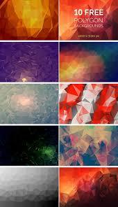 free backgrounds 28 wonderful free polygon background packs