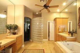 52 Bathtub Modern Master Bathroom With Flush Light U0026 Raised Panel In Mesa Az