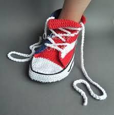 pattern crochet converse slippers converse slippers crochet converse men women adult handmade