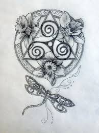 sacred celtic mandala tattoo design celtic mandala celtic