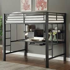 loft beds with desks hayneedle