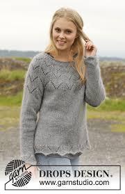 www drops design fox sweater drops 150 7 free knitting patterns by drops design