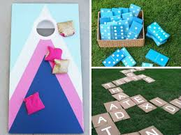 Diy Backyard Games by 15 Diy Backyard Games For The Best Summer Ever She Tried What