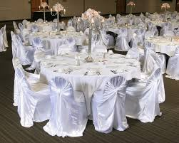 Banquet Table Linen - table linens couture events