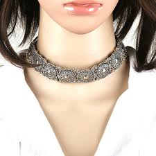 collar necklace sale images 2016 boho choker collar gold silver statement necklace jewelry jpg