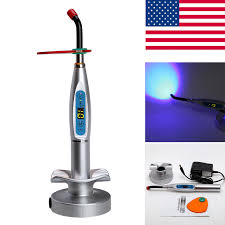 led rainbow curing light us dental wireless cordless led cure curing light l 2000mw