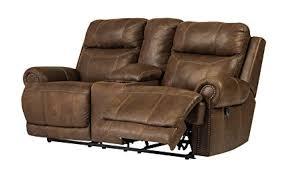 austere power reclining sofa amazon com ashley furniture signature design austere recliner