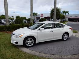 nissan altima keyless entry not working 2013 used nissan altima 4dr sedan i4 2 5 sv at royal palm toyota